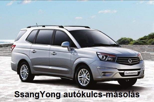 SsangYong kulcsmásolás, SsangYong autókulcsmásolás, kulcsmásolás, autókulcsmásolás