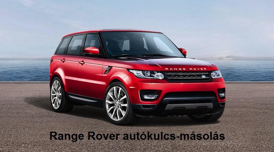 Range Rover kulcsmásolás, Range Rover autókulcsmásolás, kulcsmásolás, autókulcsmásolás