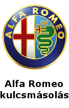 Alfa Romeo kulcsmásolás, kulcsmásolás,, autókulcsmásolás, autó kulcs másolása