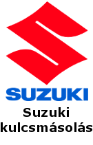 Suzuki kulcsmásolás, kulcsmásolás,, autókulcsmásolás, autó kulcs másolása