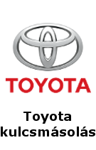 Toyota kulcsmásolás, kulcsmásolás,, autókulcsmásolás, autó kulcs másolása