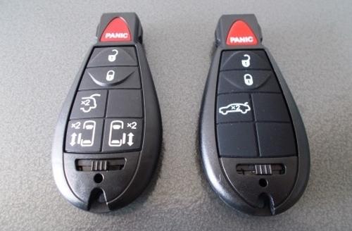 Dodge kulcsmásolás, Dodge autókulcs, Dodge autókulcs másolás