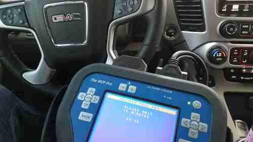 GMC kulcsmásolás, GMC autókulcs, GMC autókulcs másolás